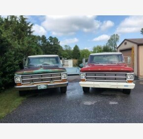 1968 Ford F100 for sale 101048515