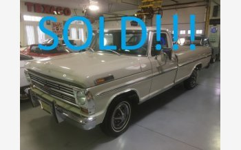 1968 Ford F100 for sale 101063756