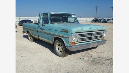 1968 Ford F100 for sale 101068298