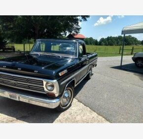 1968 Ford F100 for sale 101087130