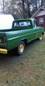1968 Ford F100 for sale 101091307