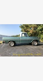 1968 Ford F100 for sale 101204487