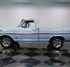 1968 Ford F100 2WD Regular Cab for sale 101221270