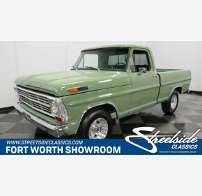 1968 Ford F100 for sale 101227846