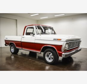 1968 Ford F100 for sale 101237921
