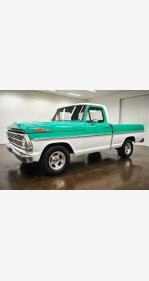 1968 Ford F100 for sale 101237922