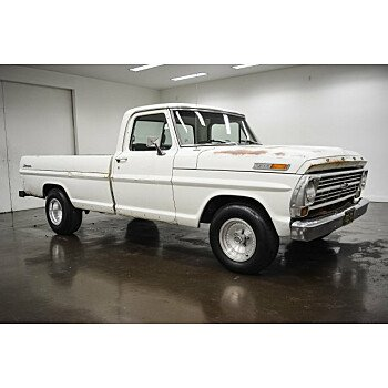 1968 Ford F100 for sale 101292004