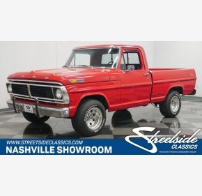 1968 Ford F100 for sale 101316265