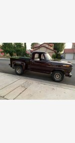 1968 Ford F100 for sale 101367542