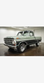 1968 Ford F100 for sale 101371199