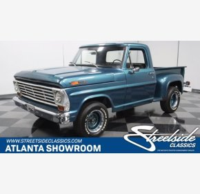 1968 Ford F100 for sale 101381649
