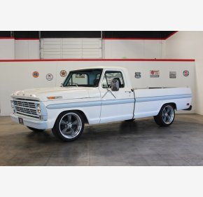 1968 Ford F100 for sale 101404019