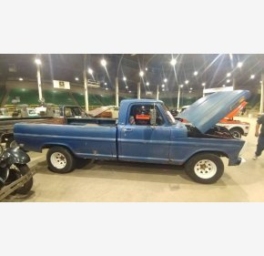 1968 Ford F100 for sale 101411062