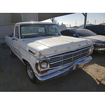 1968 Ford F100 for sale 101417077