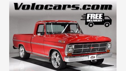 1968 Ford F100 for sale 101443956