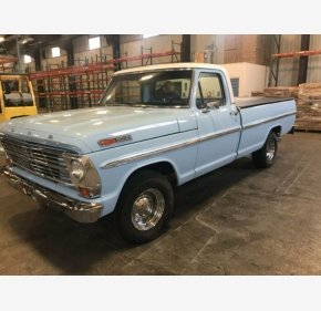 1968 Ford F100 for sale 101455573