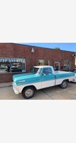 1968 Ford F100 for sale 101458293