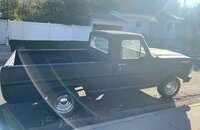 1968 Ford F100 2WD Regular Cab for sale 101461093
