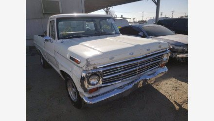 1968 Ford F100 for sale 101463933