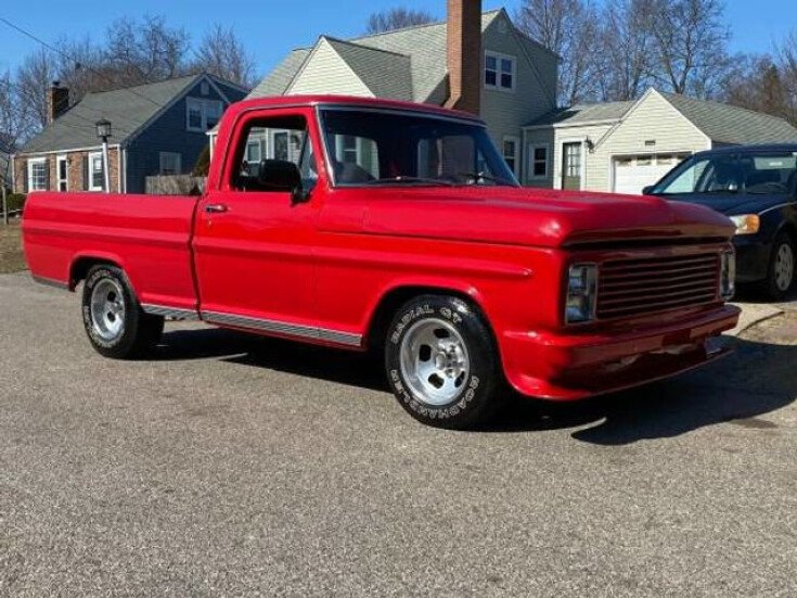 1968 Ford F100 for sale 101490717