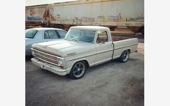 1968 Ford F100 for sale 101613871