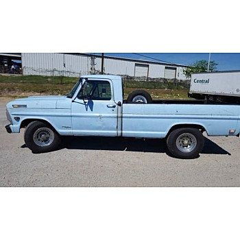 1968 Ford F250 for sale 100828832