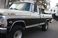 1968 Ford F250 2WD Regular Cab for sale 101057369