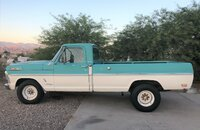 1968 Ford F250 2WD Regular Cab for sale 101162898
