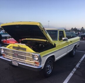1968 Ford F250 2WD Regular Cab for sale 101202811
