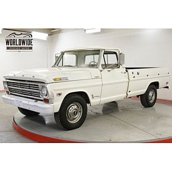 1968 Ford F250 for sale 101215636