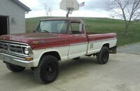 1968 Ford F250 4x4 Regular Cab for sale 101248005