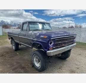 1968 Ford F250 for sale 101267585