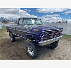 1968 Ford F250 for sale 101284636