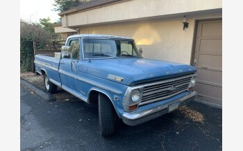 1968 Ford F250 Camper Special for sale 101287484