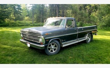1968 Ford F250 Camper Special for sale 101357718