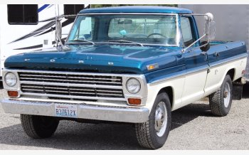 1968 Ford F250 for sale 101380756