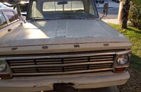 1968 Ford F250 Camper Special for sale 101393879