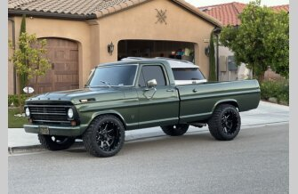 1968 Ford F250 2WD Regular Cab for sale 101510466
