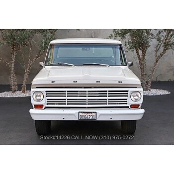 1968 Ford F250 for sale 101580843