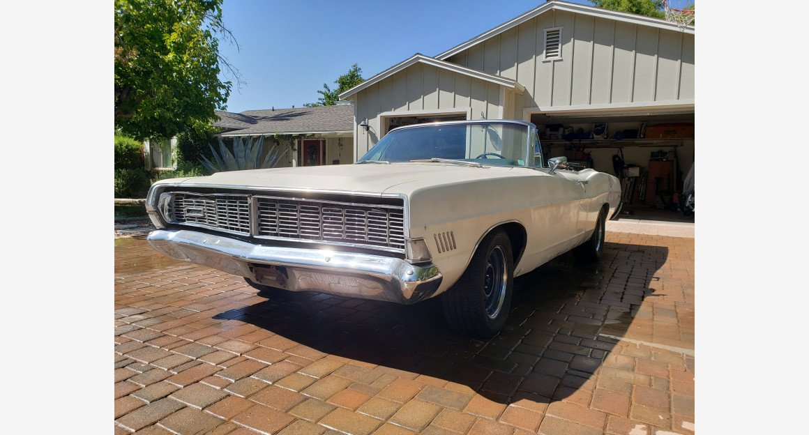 1968 Ford Galaxie for sale 101022877