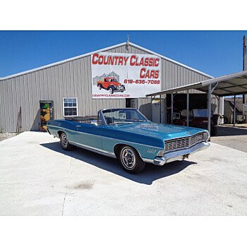 1968 Ford Galaxie for sale 101164685