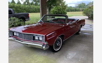 1968 Ford Galaxie for sale 101384530
