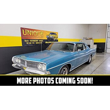 1968 Ford Galaxie for sale 101609285