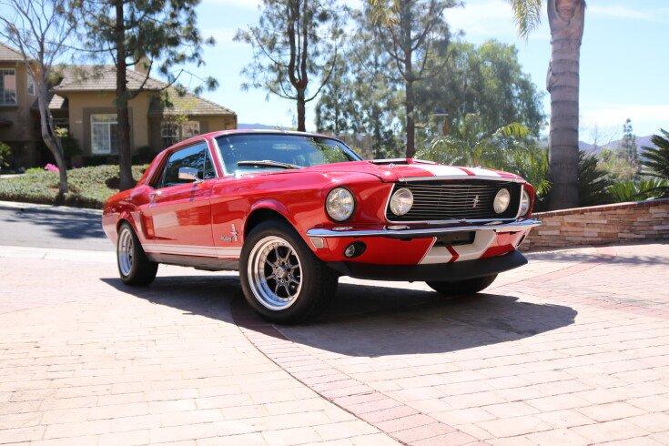 1968-Ford-Mustang-American Classics--Car-100970130-4d5140e13dc93e57d8c057aeae2d9e30.jpg (735×551)