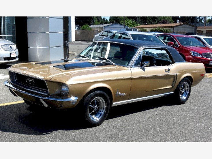 1968 Ford Mustang Coupe for sale near Jacksonville ...