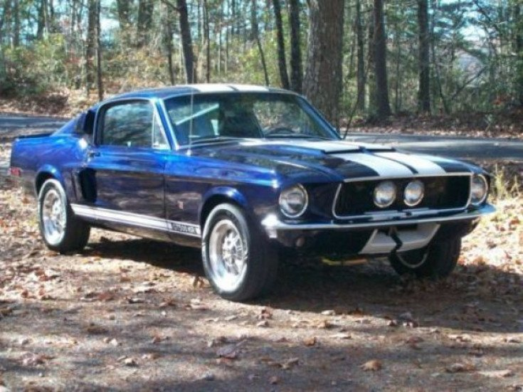 1968 Ford Mustang For Sale Near Cadillac Michigan 49601