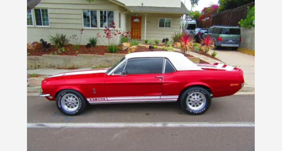 1968 Ford Mustang for sale 101023033
