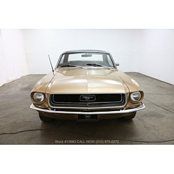 1968 Ford Mustang for sale 101113906