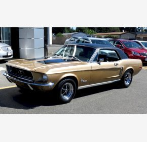1968 Ford Mustang Coupe For 101008445