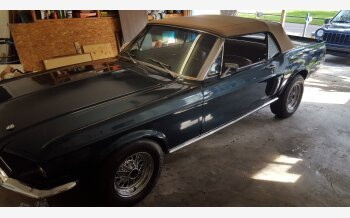 1968 Ford Mustang GT Convertible for sale 101063651